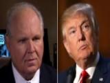 Rush Limbaugh: Establishment GOP Still Upset Trump Won