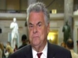 Rep. King: Gun Control Advocates Hurting Their Case