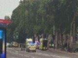 Reports Of Car Striking People Outside London Museum