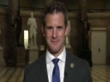 Rep. Kinzinger: Trump To Outline A Broad Strategy For Iran