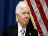 Republican Sen. Cochran To Miss Budget Vote