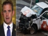 Rep. Adam Kinzinger Discusses The New York Attack