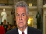 Rep. Peter King: Full Court Press Needed To Stop Terrorism