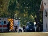 Report: Texas Shooting Suspect May Have Had Ties To Military