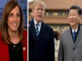 Rep. McSally: China Starting To See North Korea Is A Problem