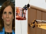 Rep. McSally Weighs In On Border Wall, Immigration Policy