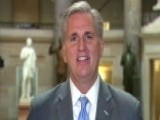 Rep. McCarthy Reacts To Poll On Voters' Tax Plan Disapproval