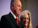 Roy Moore's Wife Defends Him Amid The Allegations