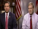 Reps. Jordan, DeSantis On The Dossier And Uranium One Probes
