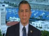 Rep. Issa: GOP Tax Plan A Redistribution, Not A Cut