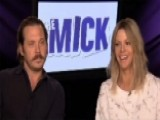 Racy Plotlines Surprise Stars Of 'The Mick'