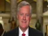 Rep. Meadows On Efforts Behind Funding The Gov't, Tax Reform