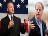 Roy Moore And Doug Jones Fight To Energize Core Supporters