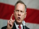 Roy Moore Holding 'Drain The Swamp' Rally On Election Eve
