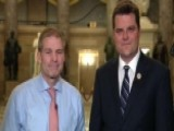Reps. Gaetz And Jordan Call For A Second Special Counsel