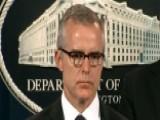 Report: FBI Deputy Director To Retire Next Year