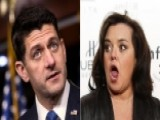 Rosie O'Donnell Tells Paul Ryan He'll 'go Straight To Hell'