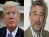 Robert De Niro's Impassioned Anti-Trump Rant