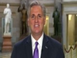 Rep. McCarthy: Pelosi Has Been Holding The Country Hostage