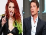 Rob Lowe Slams Actress Bella Thorne Over Insensitive Mudslide Tweet