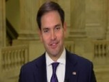 Rubio: We Need To Go To A Person Based Immigration System