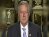 Rep. Meadows: It Is Up To The Dems To Decide To Open Gov't