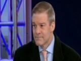 Rep. Jim Jordan: I'm Glad Andrew McCabe Is Gone