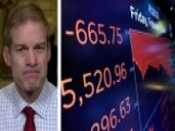 Rep. Jordan On Whether Russia Probe, Deficit Impact Markets