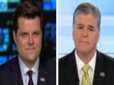 Rep. Gaetz Reacts To Developments In Uranium One Scandal