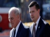 Rob Porter Scandal: FBI Timeline At Odds With White House