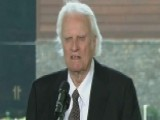 Remembering Billy Graham's Impact On The World