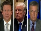 Rep. DeSantis And Brit Hume React To Trump's Gun Comments