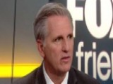 Rep. Kevin McCarthy: We Are A Rule Of Law Country