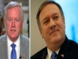 Rep. Meadows: Fully Support The Pompeo Nomination