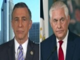 Rep. Issa On Rex Tillerson's Ouster From State Department