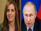 Rep. McSally: Putin Is A Thug, Russia Is Not Our Friend