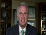 Rep. Kevin McCarthy Reacts To DOJ Decision To Fire McCabe