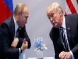 Russia Relations: Trump Congratulates Putin