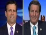 Reps. Ratcliffe And Garamendi Debate FBI Controversies