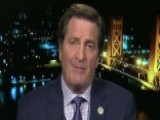Rep. Garamendi On Trump's Plans For Border Security