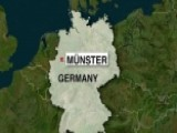 Report: Car Crashes Into Crowd In Muenster, Germany