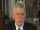 Rev. Franklin Graham On Call For Prayer For Peace In Syria