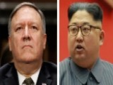 Report: Mike Pompeo Met With Kim Jong Un