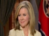 Rep. Blackburn On Iran And Her Bid To Replace Sen. Corker