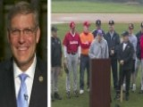 Rep. Loudermilk On Emotional Start To GOP Baseball Practice