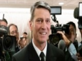 Ronny Jackson Out Of Running To Lead Veterans Affairs