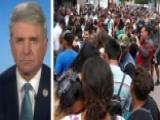 Rep. Mike McCaul On Caravan Of Migrants Seeking US Entry