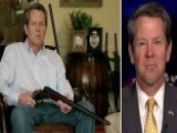 Republican Candidate's Shotgun-toting Ad Creates A Stir