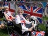 Royal Fans Flock To Windsor Castle