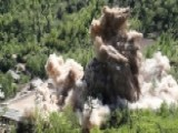 Reporters View Purported Demolition Of North Korea Test Site